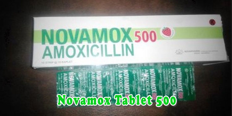 Novamox Tablet 500